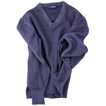 Lamswollen trui wassen